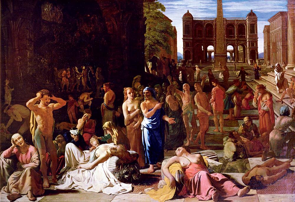 La muerte de Pericles