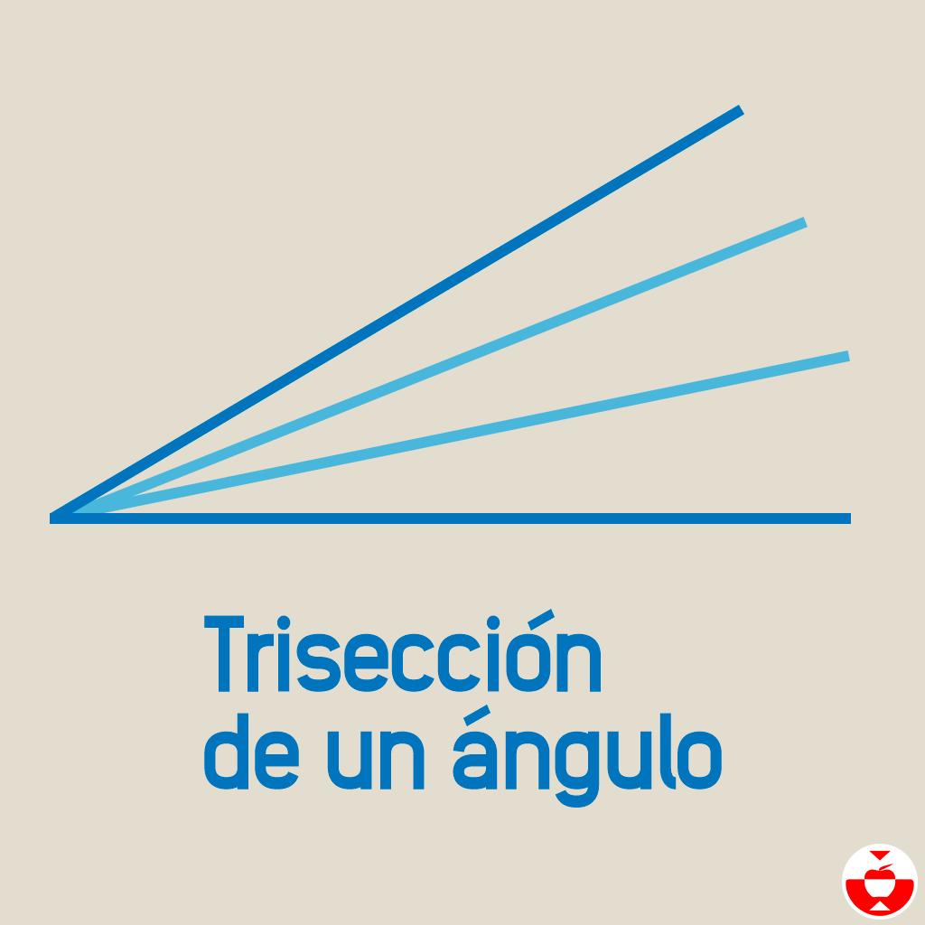 Trisección de un ángulo